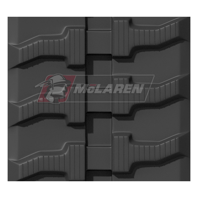 Next Generation rubber tracks for Takeuchi TB36
