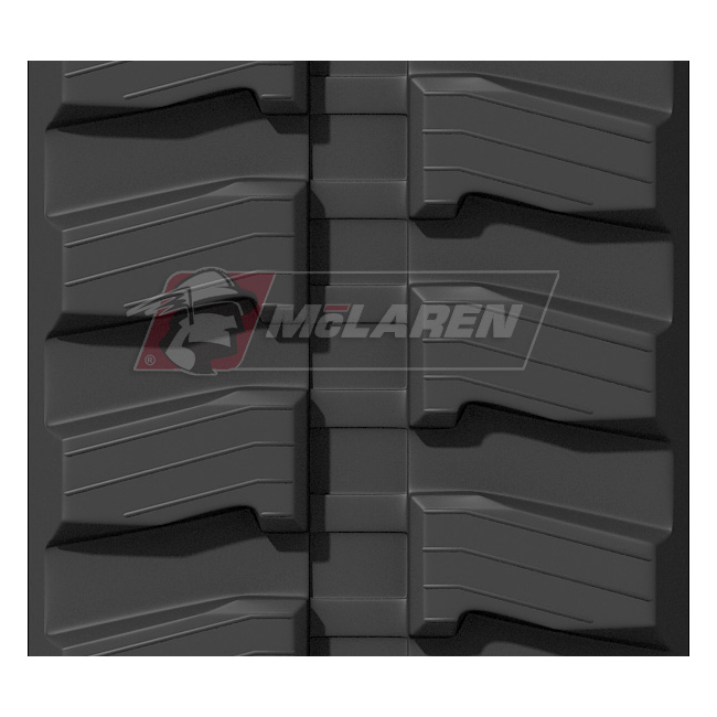 Maximizer rubber tracks for O-k RH 1.27 SR2