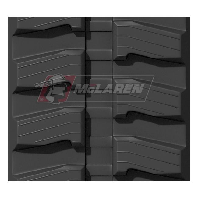 Next Generation rubber tracks for Furukawa FX 026.1