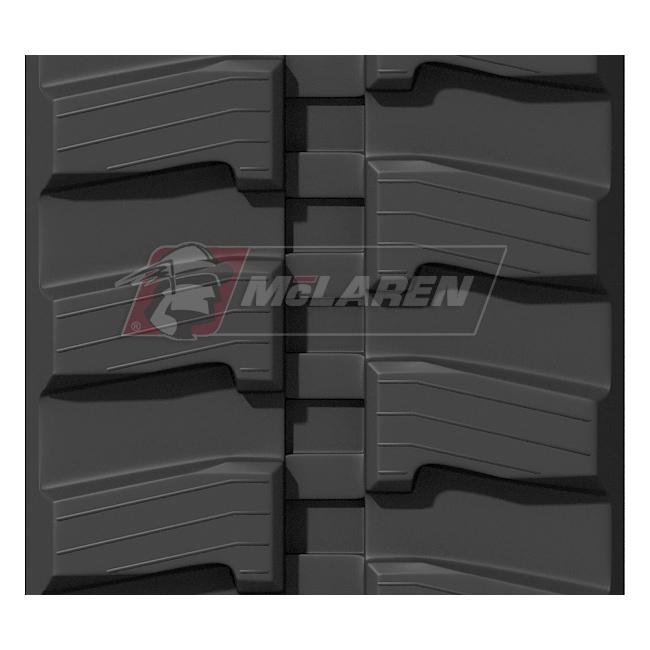 Next Generation rubber tracks for Kobelco SK 35 SR-2